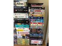 MASSIVE BUNDLE OF DVDS, BOXSETS & BLU-RAYS
