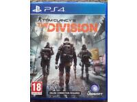 Tom Clancy's 'The Division' - PS4 Games