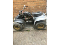 quad for spares or repair