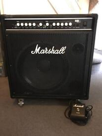 Marshall MB 150 bass combo