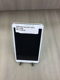 !!!!SUPER CHEAP DEAL SAMSUNG GALAXY TAB 4 WIFI 16GB COMES WITH WARRANTY!!!!