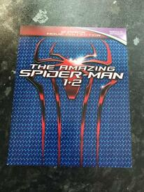 The Amazing Spider-Man 1&2 Digital HD Ultraviolet Code Only