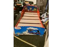 Child's Thomas the Tank Engine bed