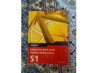S1 statistics A levels maths