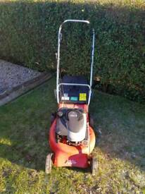 Rover lawnmower