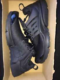 Nike Triple Black Presto Size Uk 6