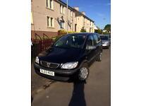 Vauxhall Zafira 2003 7 seater 1.6 66011miles 6months MOT £750 ONO
