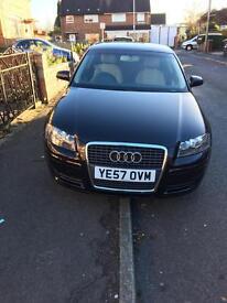 Audi A3 semi auto