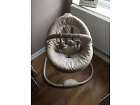 Graco swing snuggle chair