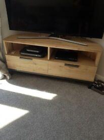 Next tv corner unit