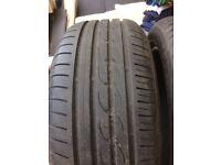 Two Tyres (Yokohama C drive 2 235/50 R18)