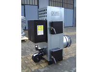 New Air Heater NG20 for 200 square meters for all oils, wood, coal and paper