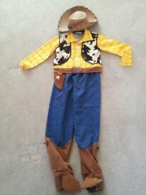Toystory 'Woody' Dressing Up Outfit