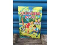 Rare vintage retro original Enid Blytons Sunshine Book HB 1965 Dean and Sons White pages SDHC