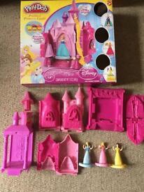 Disney princess play dough set