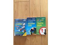 DSA Driving Theory Official Highway Code, Traffic Signs and DVD Bundle