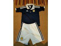 Kids Scotland Strip suit child aged 5-6 years