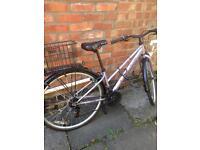 Apollo Haze girls mountain bike