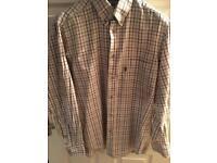 Men's Barbour shirt for sale
