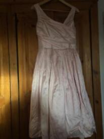 Silk 16yrs dress