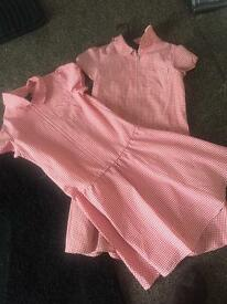 Brand new school summer dresses