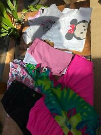 Girls clothes bundle 8-9 yrs