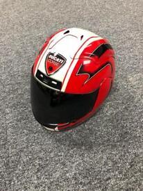 Ducati Motorbike Helmet