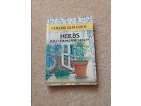 Book - Pocket Book of Herbs