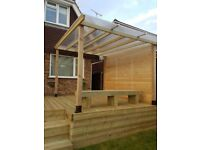 Landscaping and Fencing Service