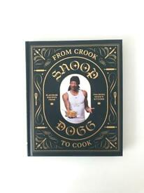 Snoop Dogg cooking book