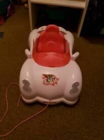 babyborn car