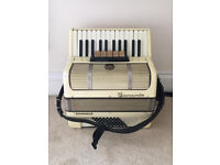 Vintage Accordion (with case) For Sale!