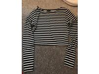 Size 10 river island top