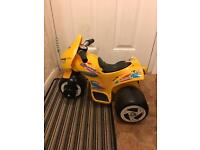 Toddlers Electric Trike