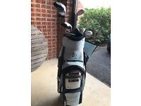Dunlop senorita loco golf clubs and accessories