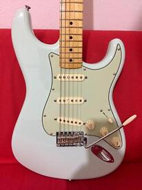 Fender USA AVRI 57 59 Stratocaster with Bare Knuckle Apache Pickups - trade/swap