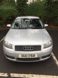Audi A3 for sale £1495 ono