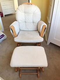 Kub glider chair