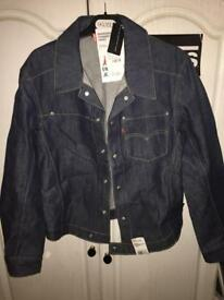 Small Levi Denim Jacket (Brand New)