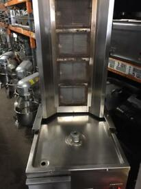 Doner machine
