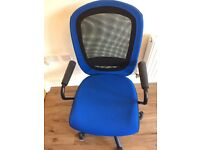 Office chair from IKEA. Less than 3 years old.