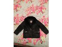 Girls river island jacket 2-3