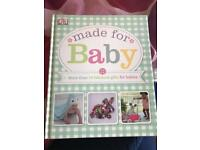 Book - Made for Baby
