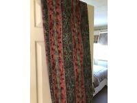 Curtains 90 x 90 with matching cushion covers