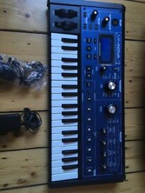 Notation Mininova synth for sale