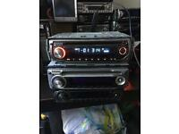 Kenwood cd aux all working no surround £20