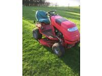 Countax Ride On mower
