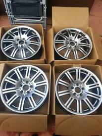 Bmw m3 wheels genuine 19 inch