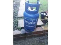 7kg calir gas bottle emptu
