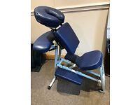 Stronglite Ergo-Pro Massage Chair - Ideal for Indian Head Massage.